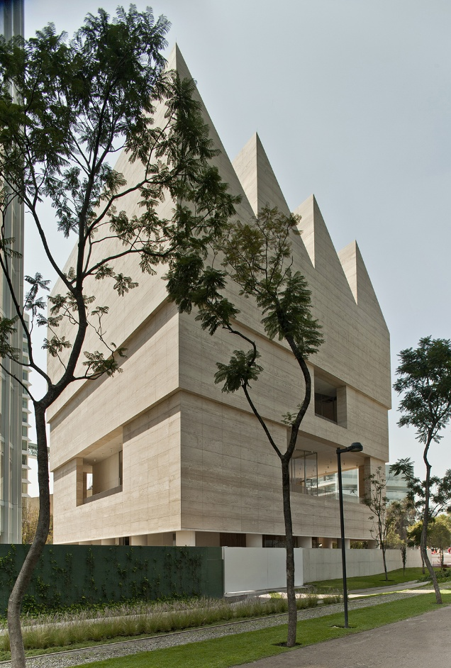 Museo Jumex por David Chipperfield Architects. Fotografía © Pedro Hiriart