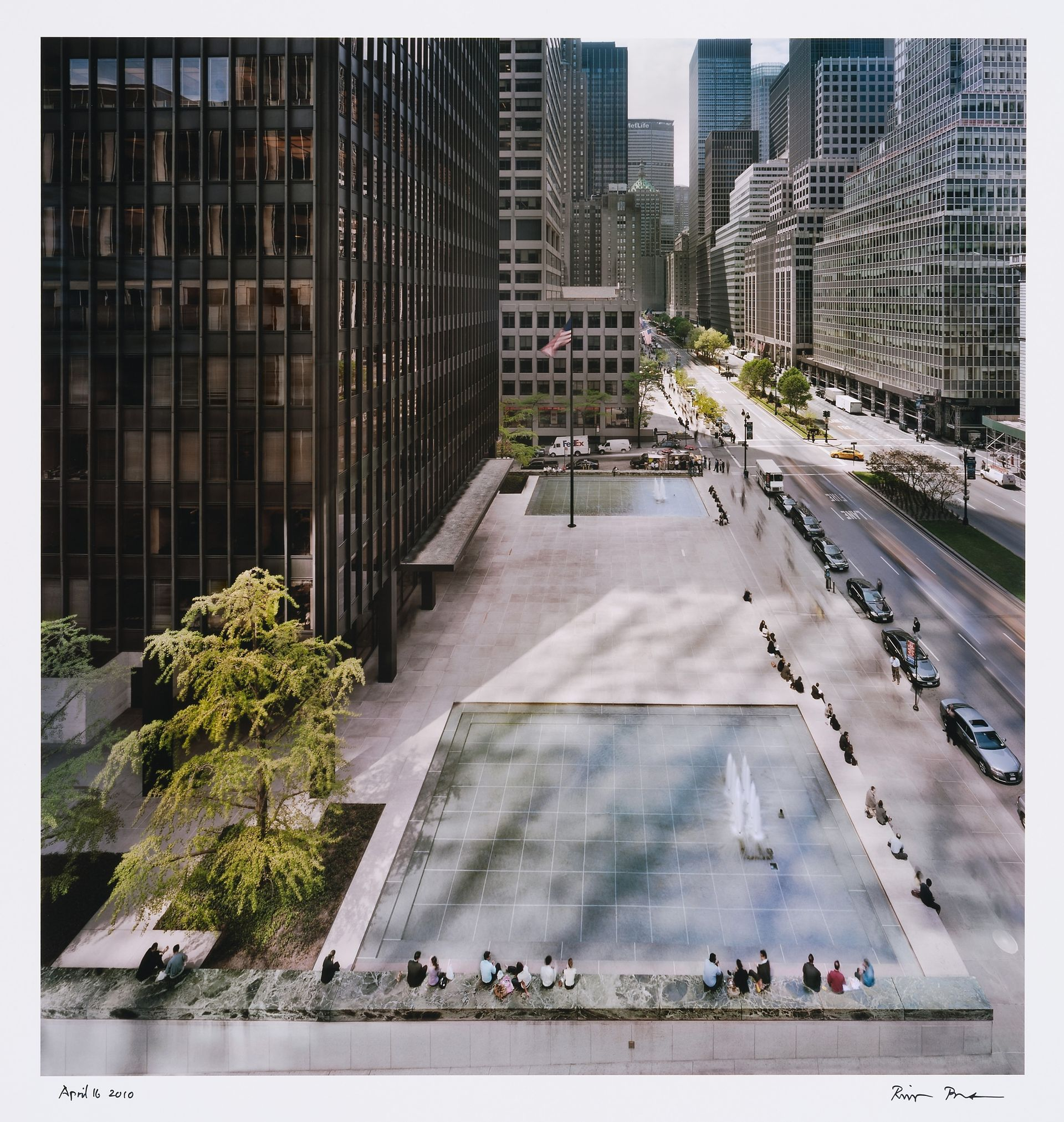 the seagram building essay