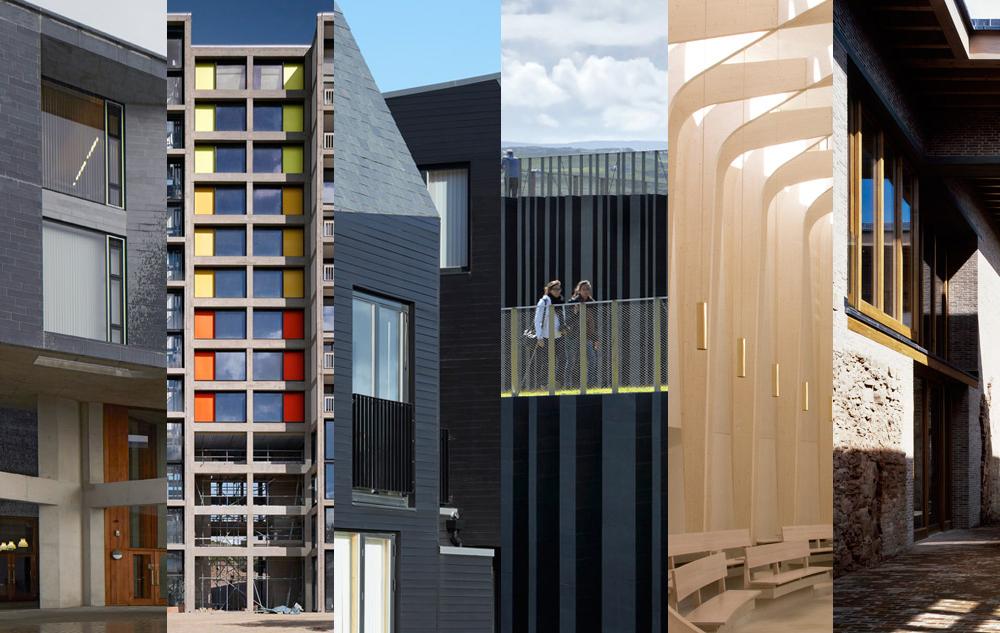 Finalistas del RIBA Stirling Prize 2013