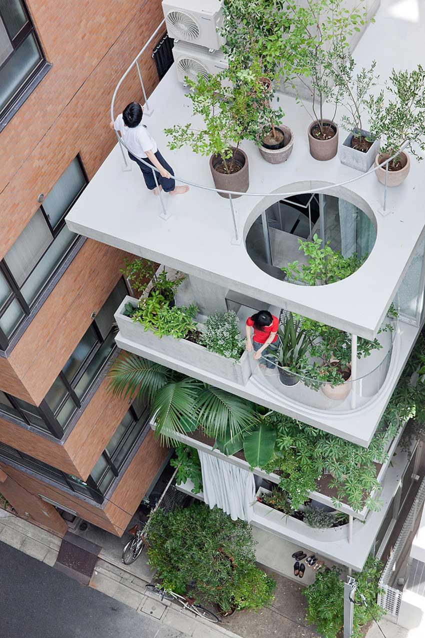 Garden House By Ryue Nishizawa Metalocus # Muebles Jardin Tokyo