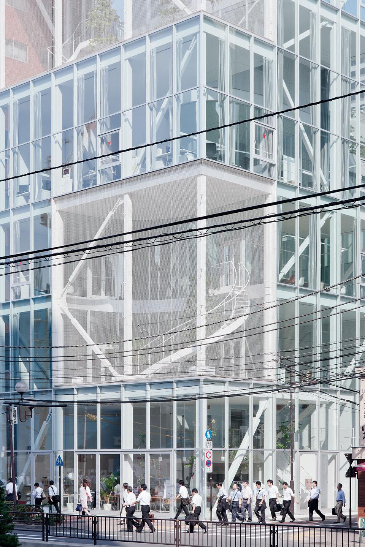 [II] SHIBAURA HOUSE in Tokyo by Kazuyo Sejima