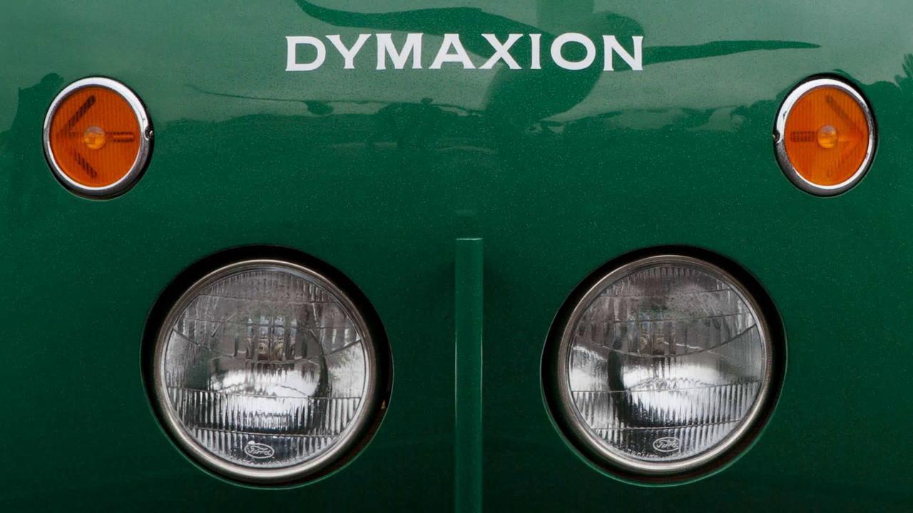 Dymaxion Car No 4