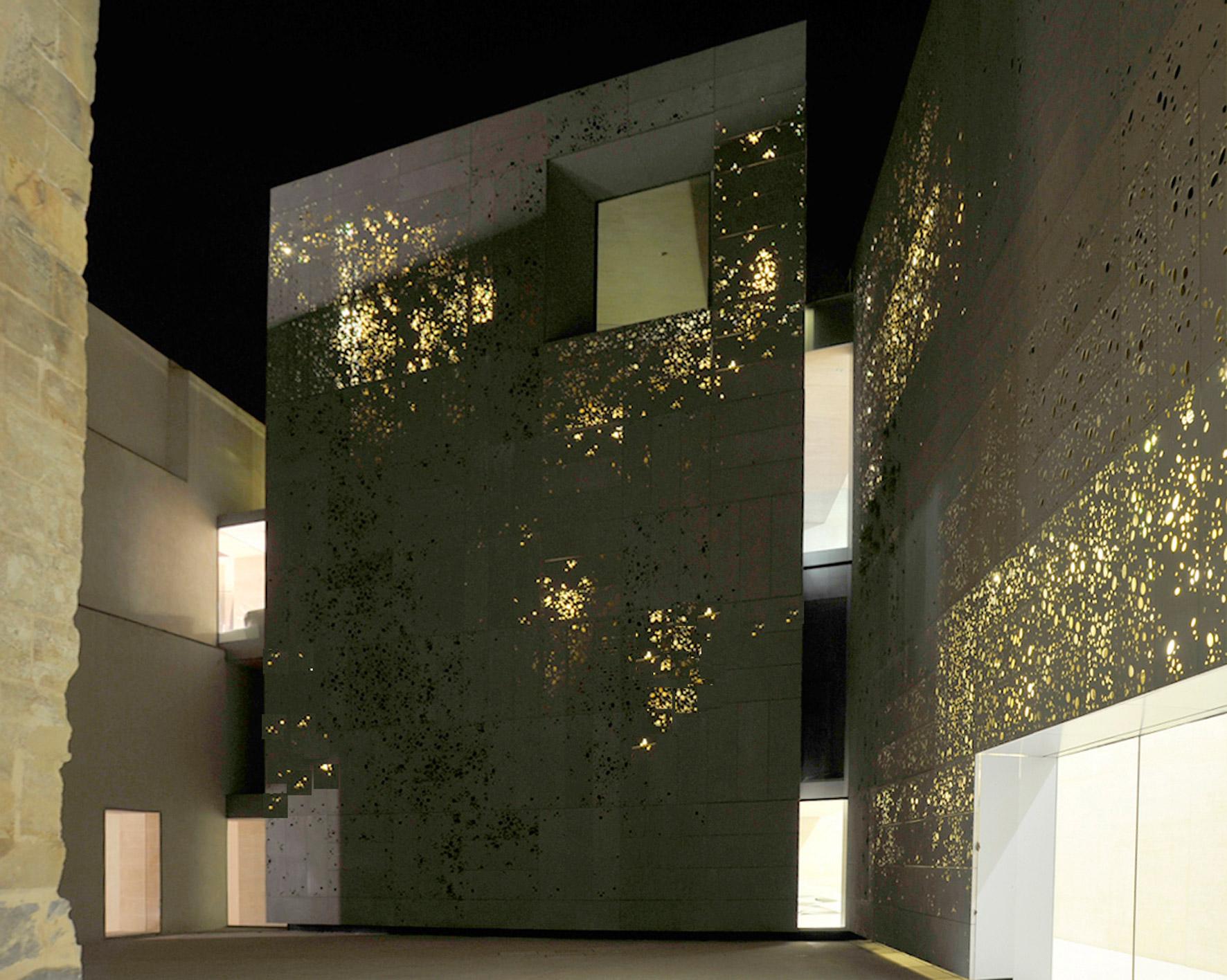 Museo de SAN TELMO en San Sebastián, arquitectos Fuensanta Nieto y Enrique Sobejano