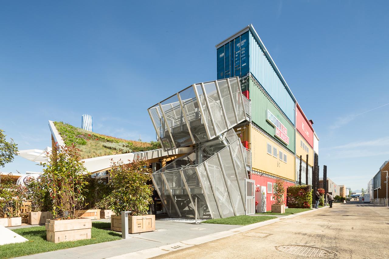 the monaco pavilion at expo milano 2015 metalocus. Black Bedroom Furniture Sets. Home Design Ideas