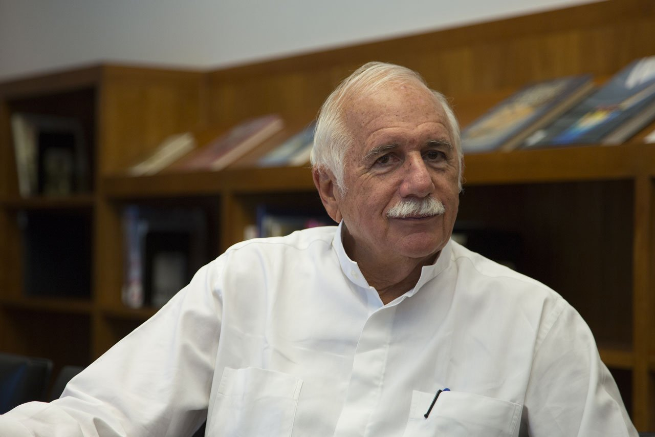 Moshe Safdie. Photography © Alexei Tylevich