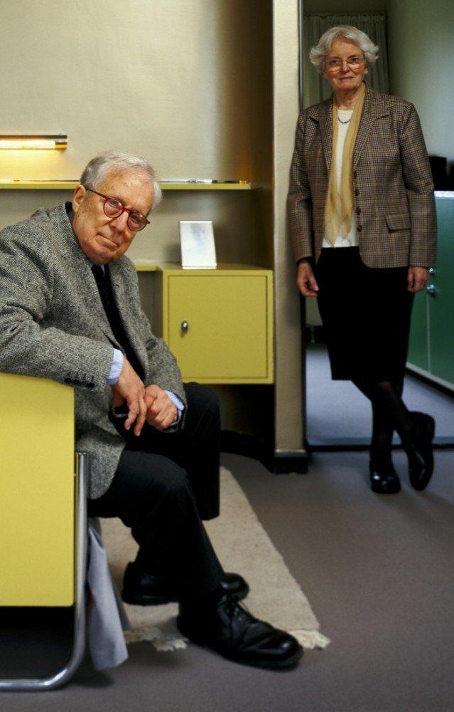 Robert Venturi & Denise Scott Brown. © Frank Hanswijk