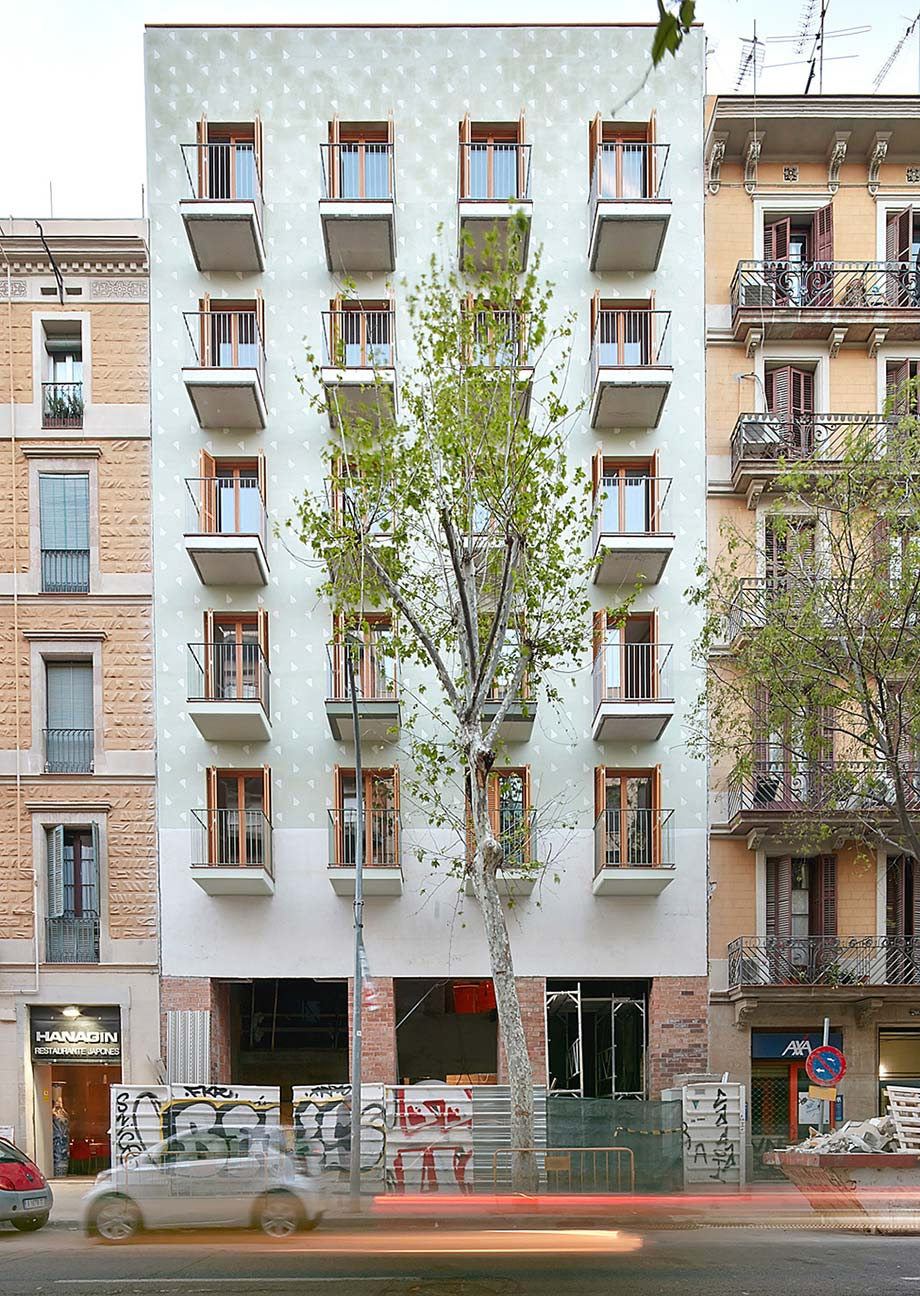 Anna puigjaner de maio ganadora del premio wheelwright - Trabajo arquitecto barcelona ...
