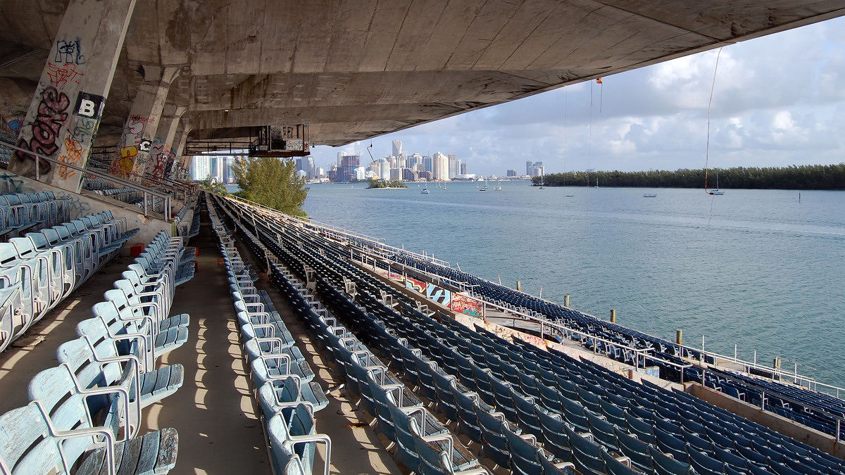 Miami Marine Stadium by Hilario Candela | METALOCUS Floating House In The Sky