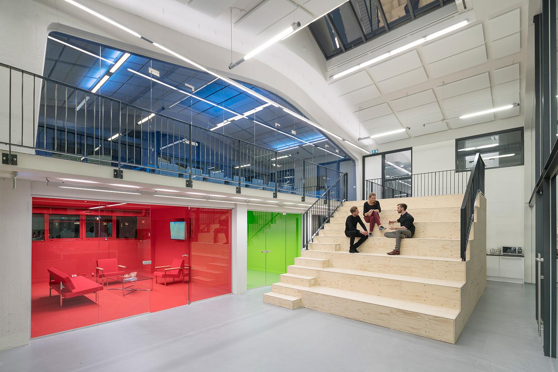 Mvrdv House New Headquarters For Mvrdv 180 S Offices Metalocus