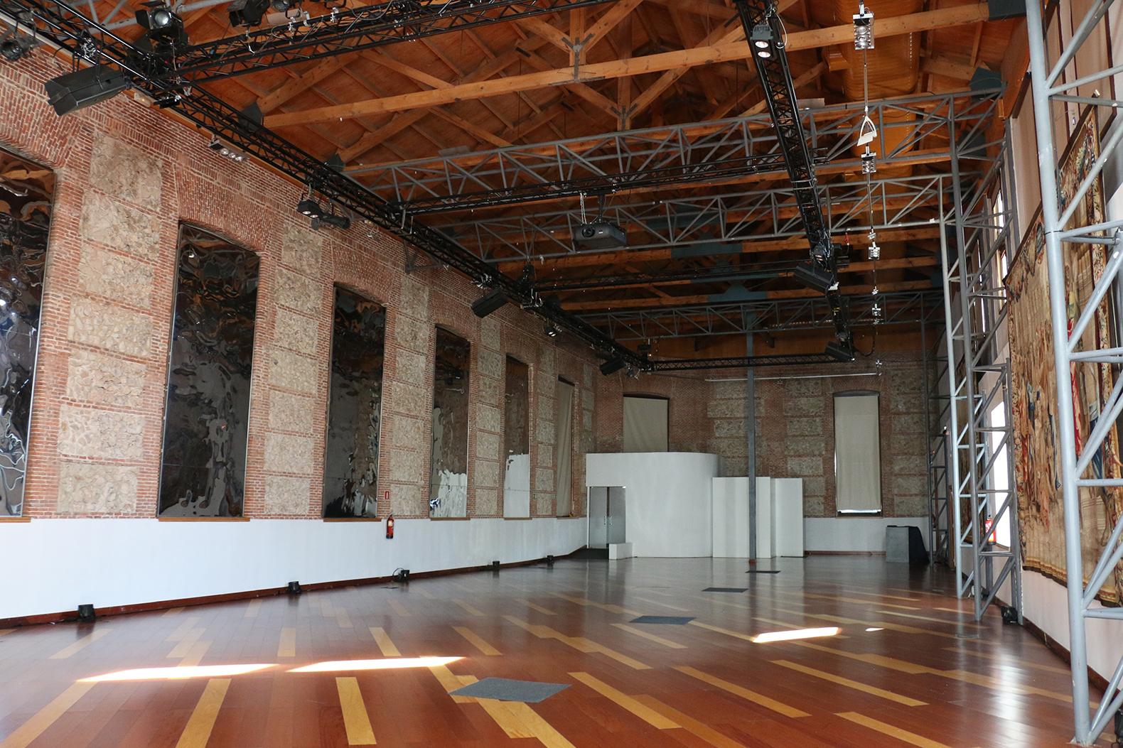 Alfombras Real Fabrica De Tapices Fachada De La Real