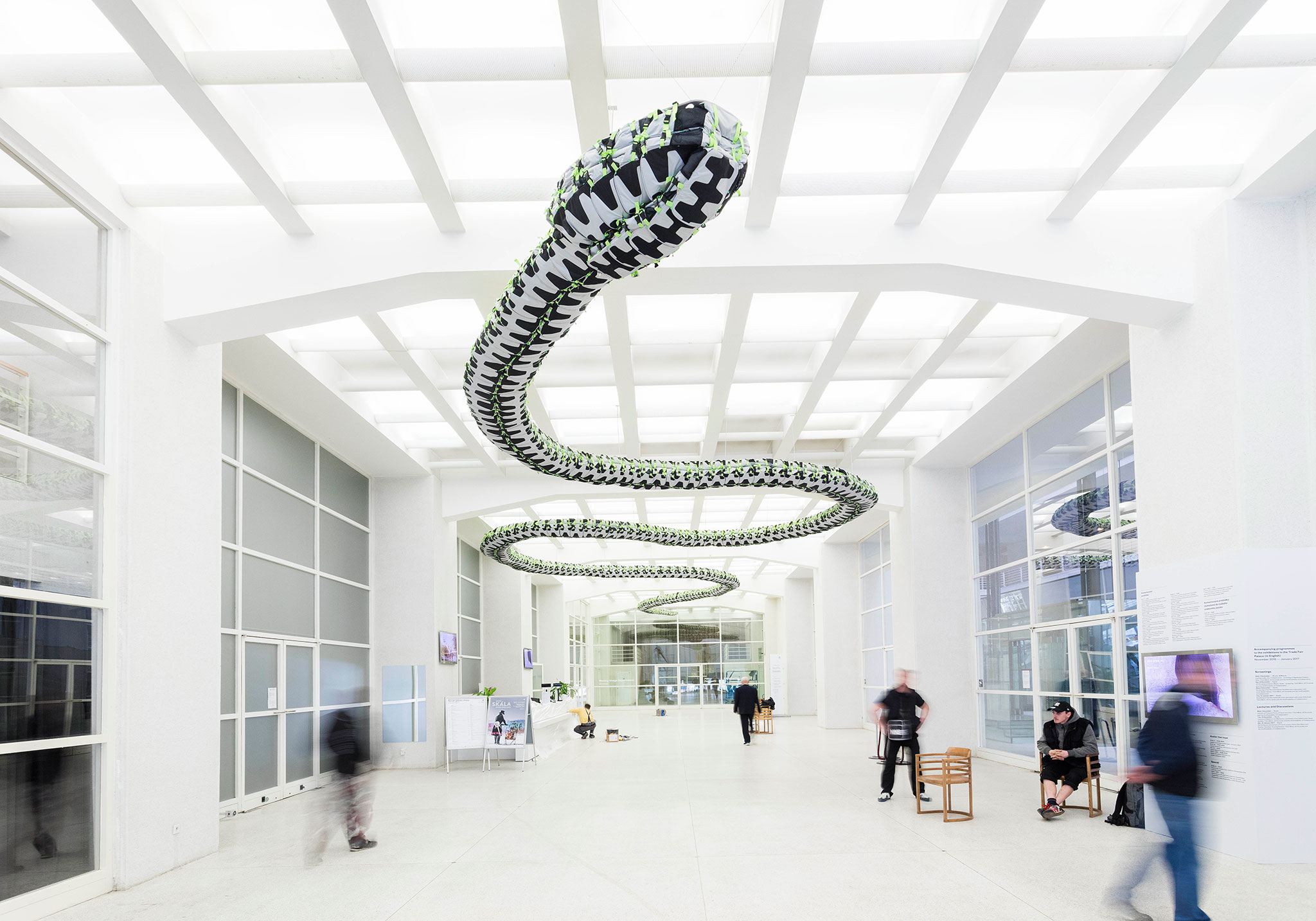New Exhibition By Ai Weiwei Law Of The Journey Metalocus