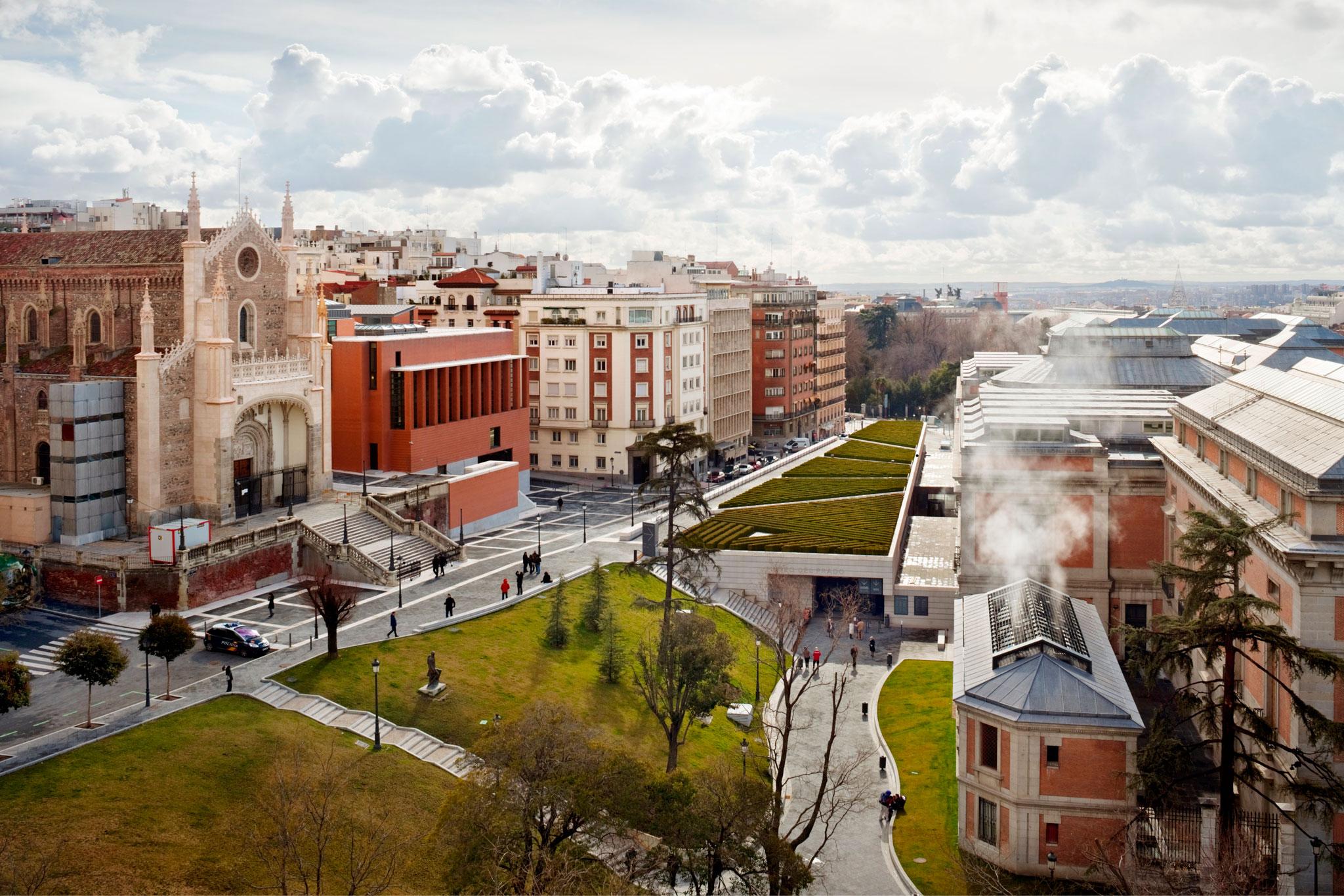 Rafael Moneo In Madrid Theory Through Practice Metalocus