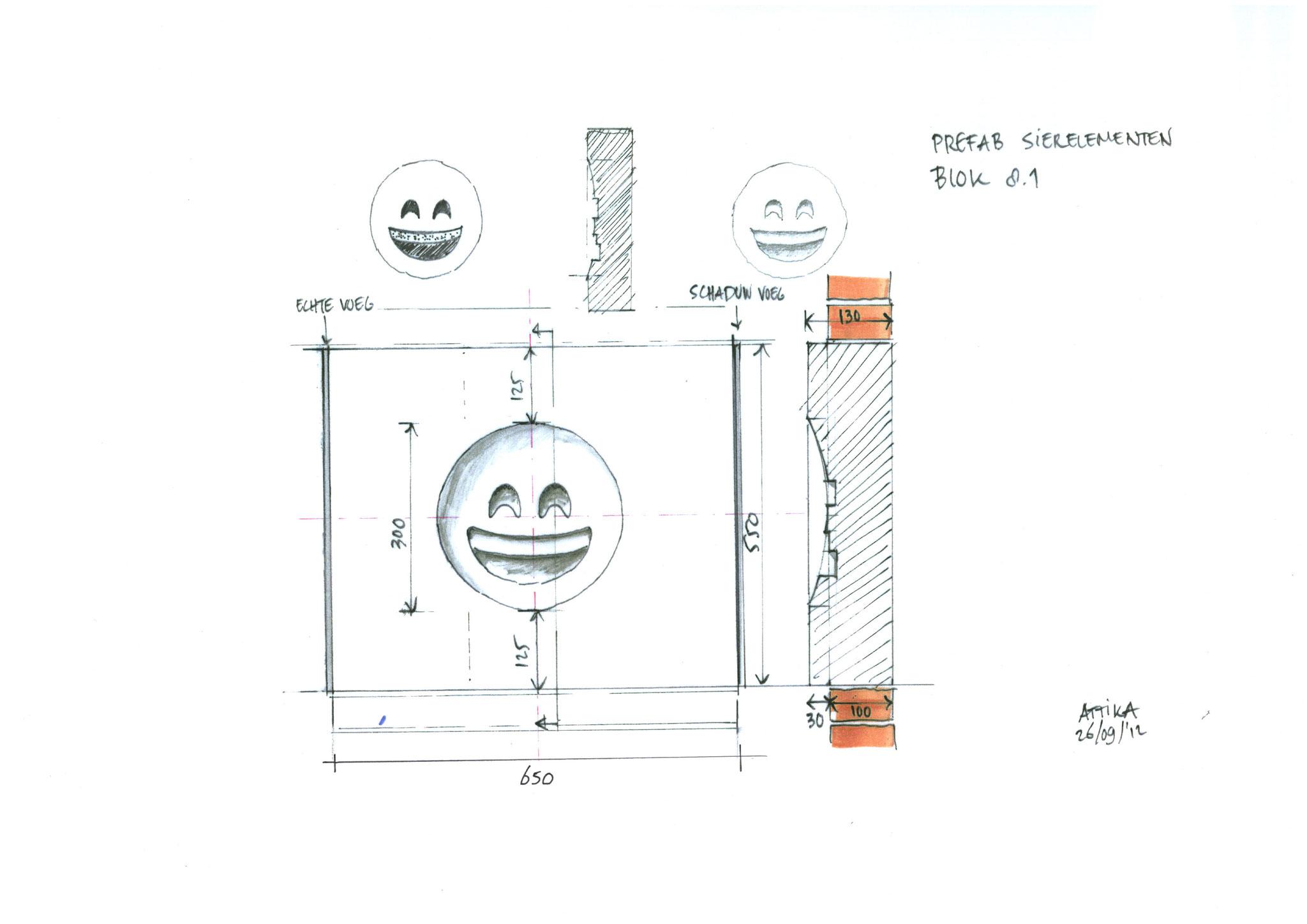 Att Architekten a building emoji as modern gargoyles by attika architekten