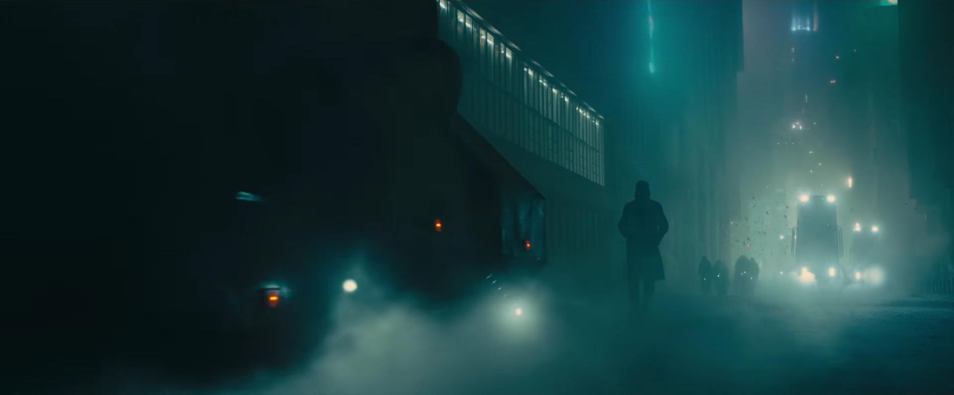 Blade Runner 2049 Announcement Metalocus