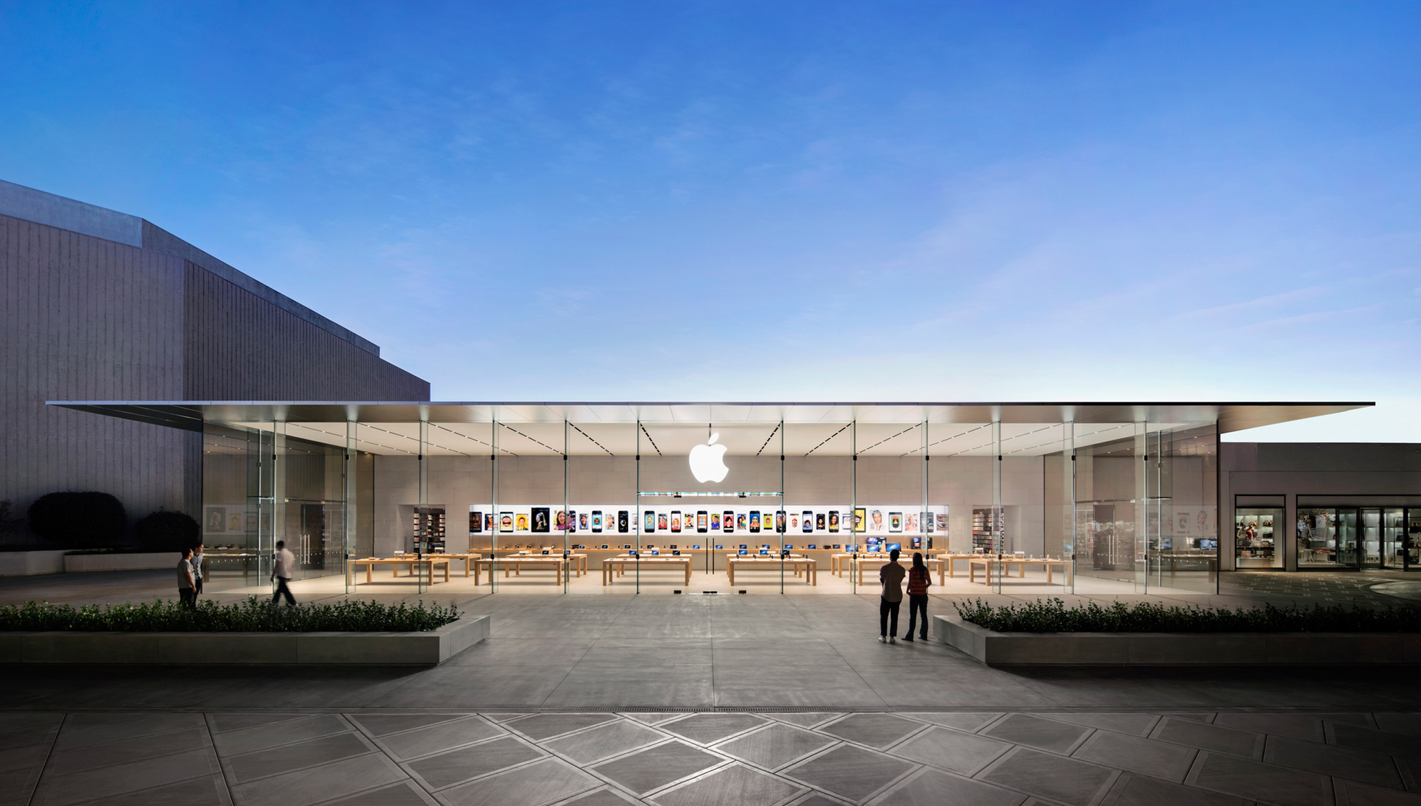 Silicon Valley Apple Store By Bohlin Cywinski Jackson