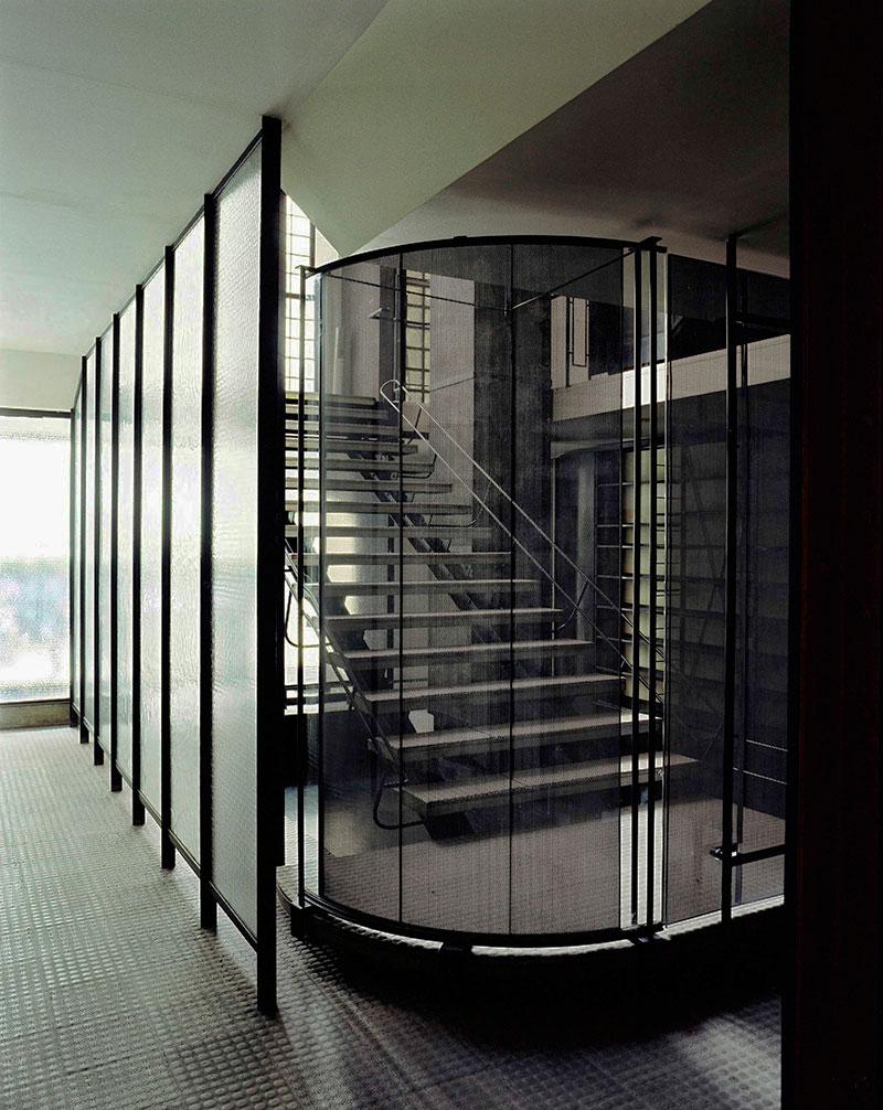Pierre chareau la maison de verre in detail metalocus for Maison mason