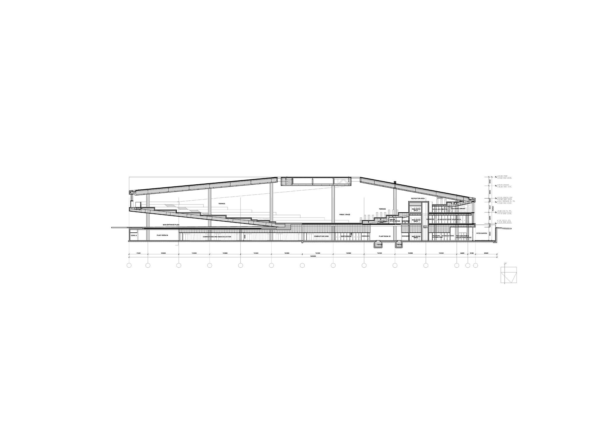 Omas qatar national library officially opened metalocus imagen cortesa de oma pooptronica Choice Image