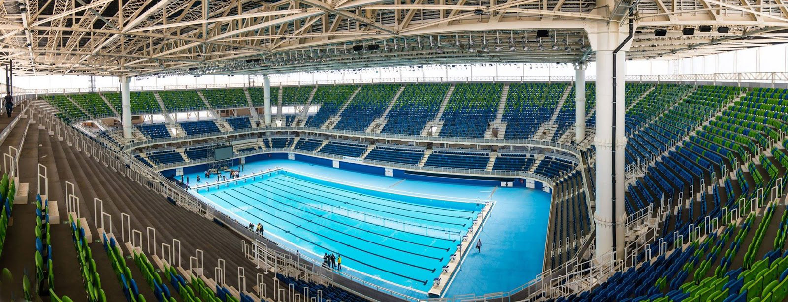 vareajao - Olympic Swimming Pool 2016