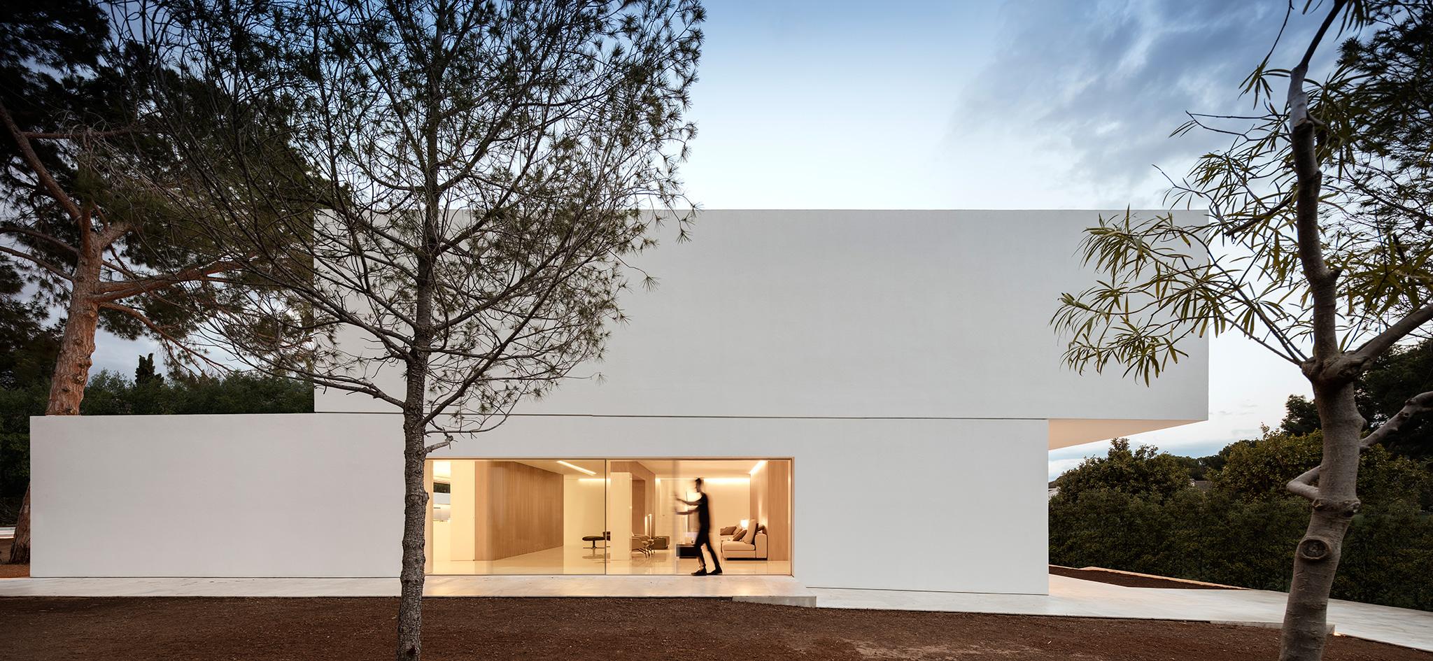 casa entre la pinada por fran silvestre arquitectos metalocus. Black Bedroom Furniture Sets. Home Design Ideas