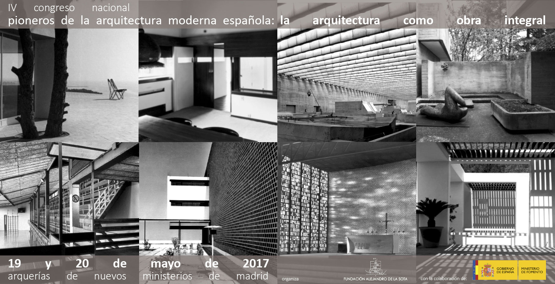 Pioneers Of Modern Architecture next friday. iv congress of modern spanish architecture pioneers