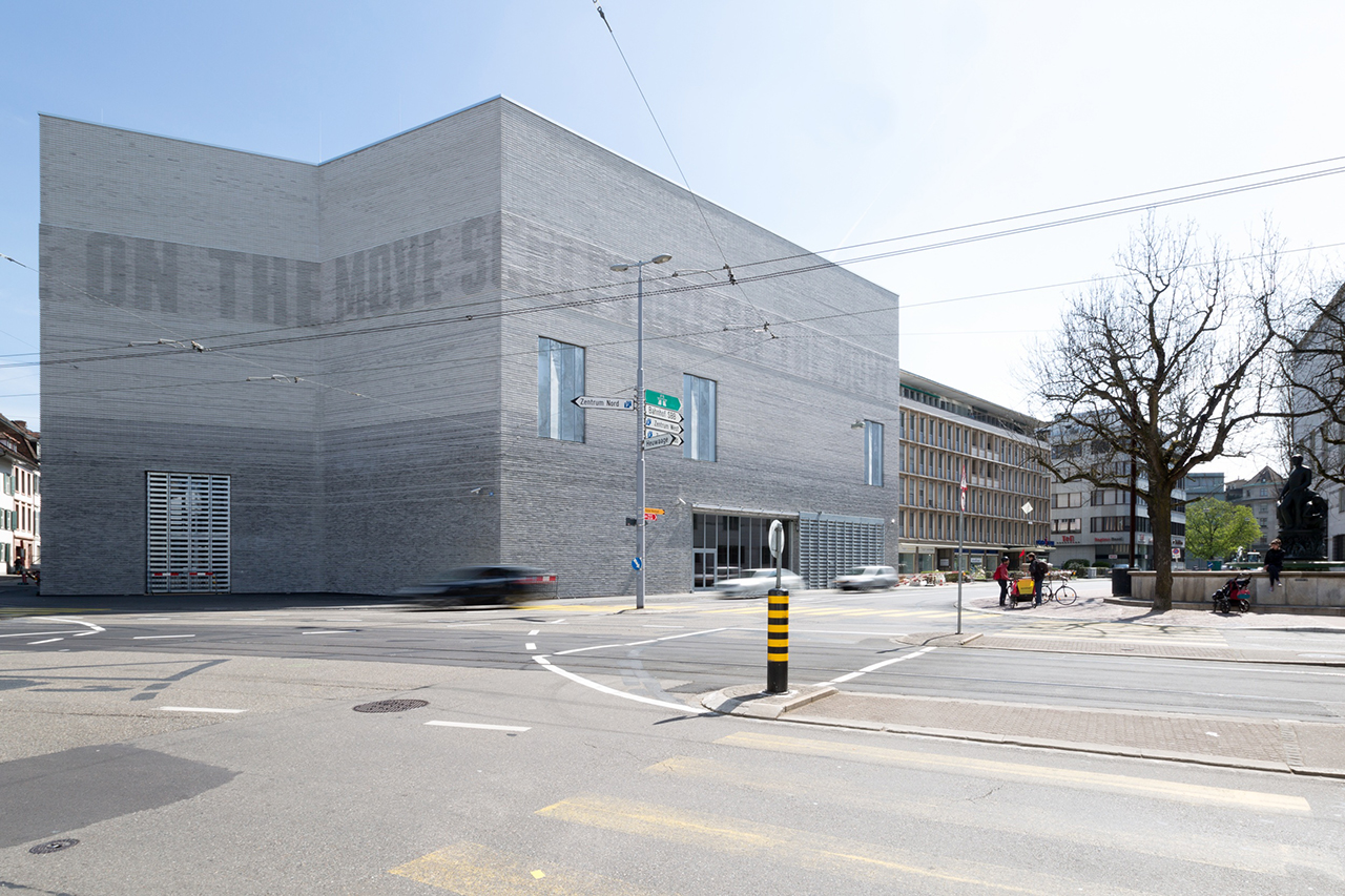Opening of the new Basel Kunstmuseum | METALOCUS