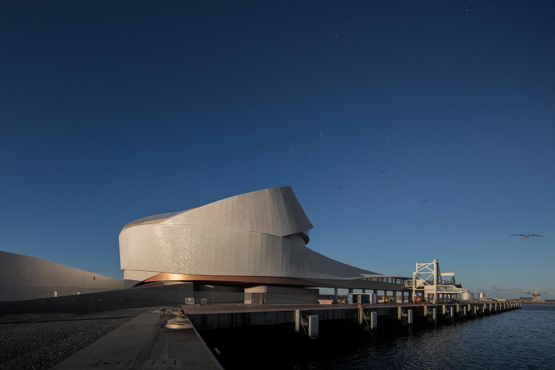 Porto Cruise Terminal By Lu 237 S Pedro Silva Metalocus