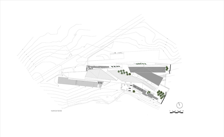 Museo de pachacamac por llosa cortegana arquitectos for Sitios web de arquitectura