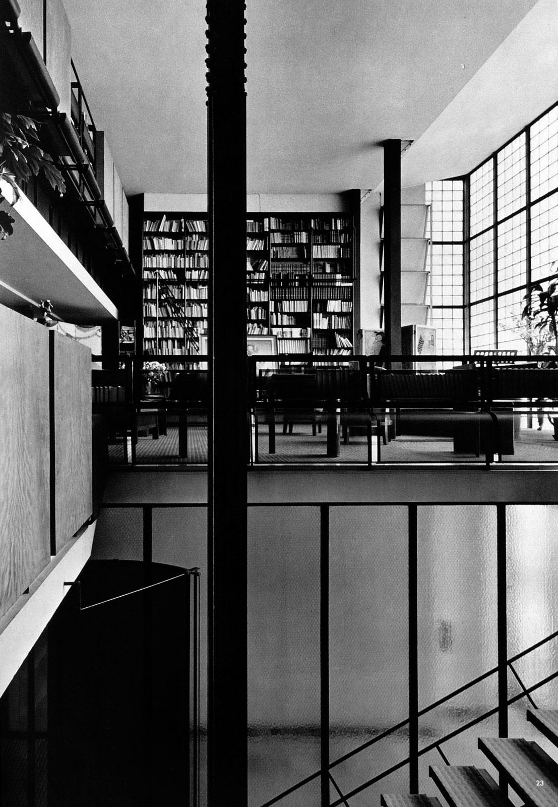 Pierre Chareau Modern Architecture And Design Metalocus