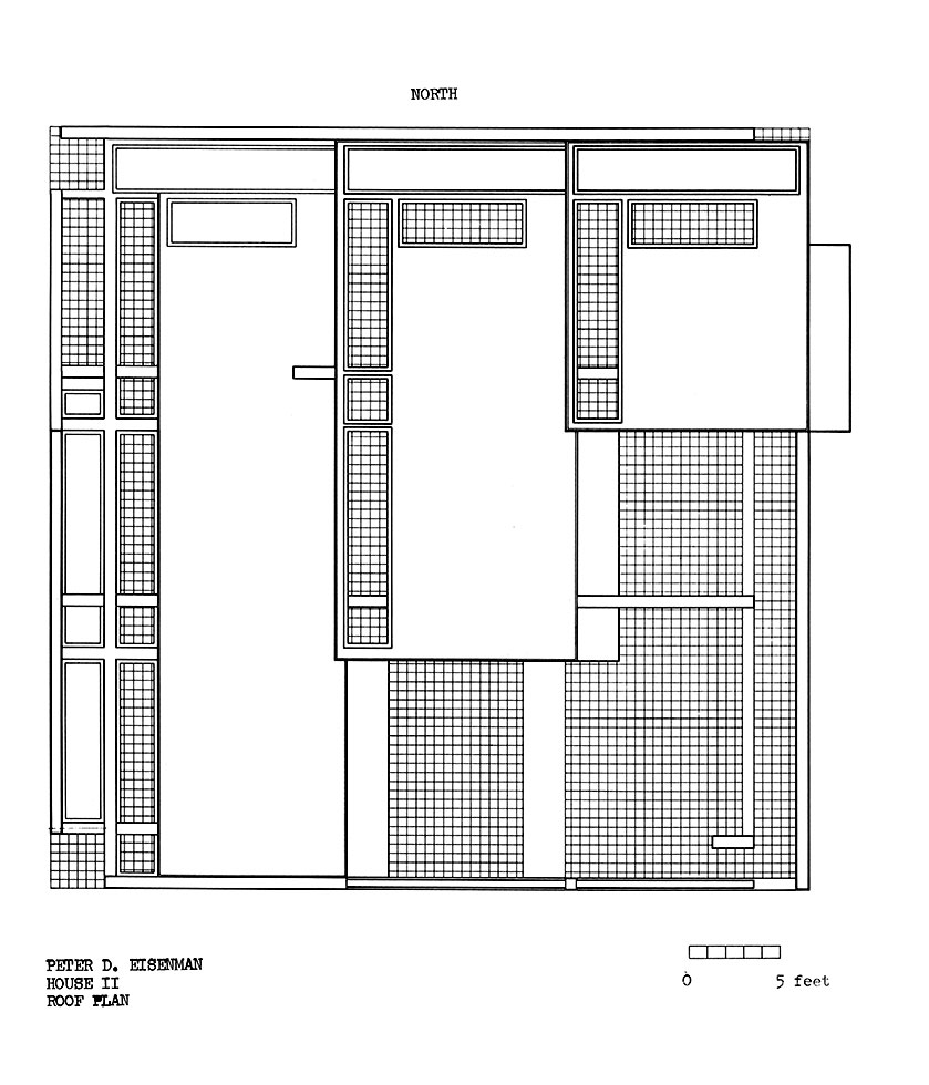 House Ii By Peter Eisenman Looking For A New Owner