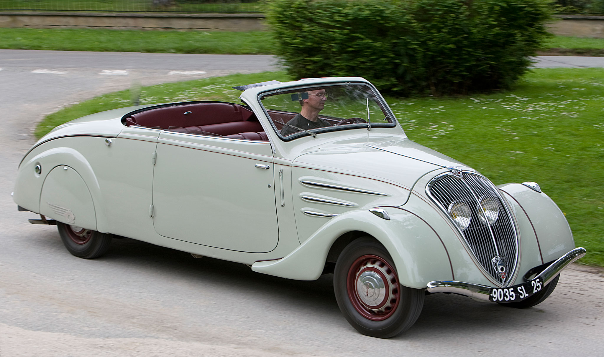 Remembering The Peugeot 402 On Its 75th Anniversary