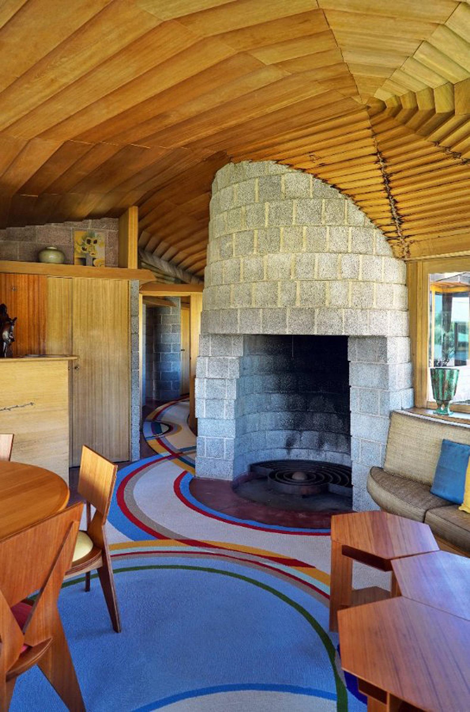 Frank Lloyd Wright house in Phoenix donated to Taliesin ...