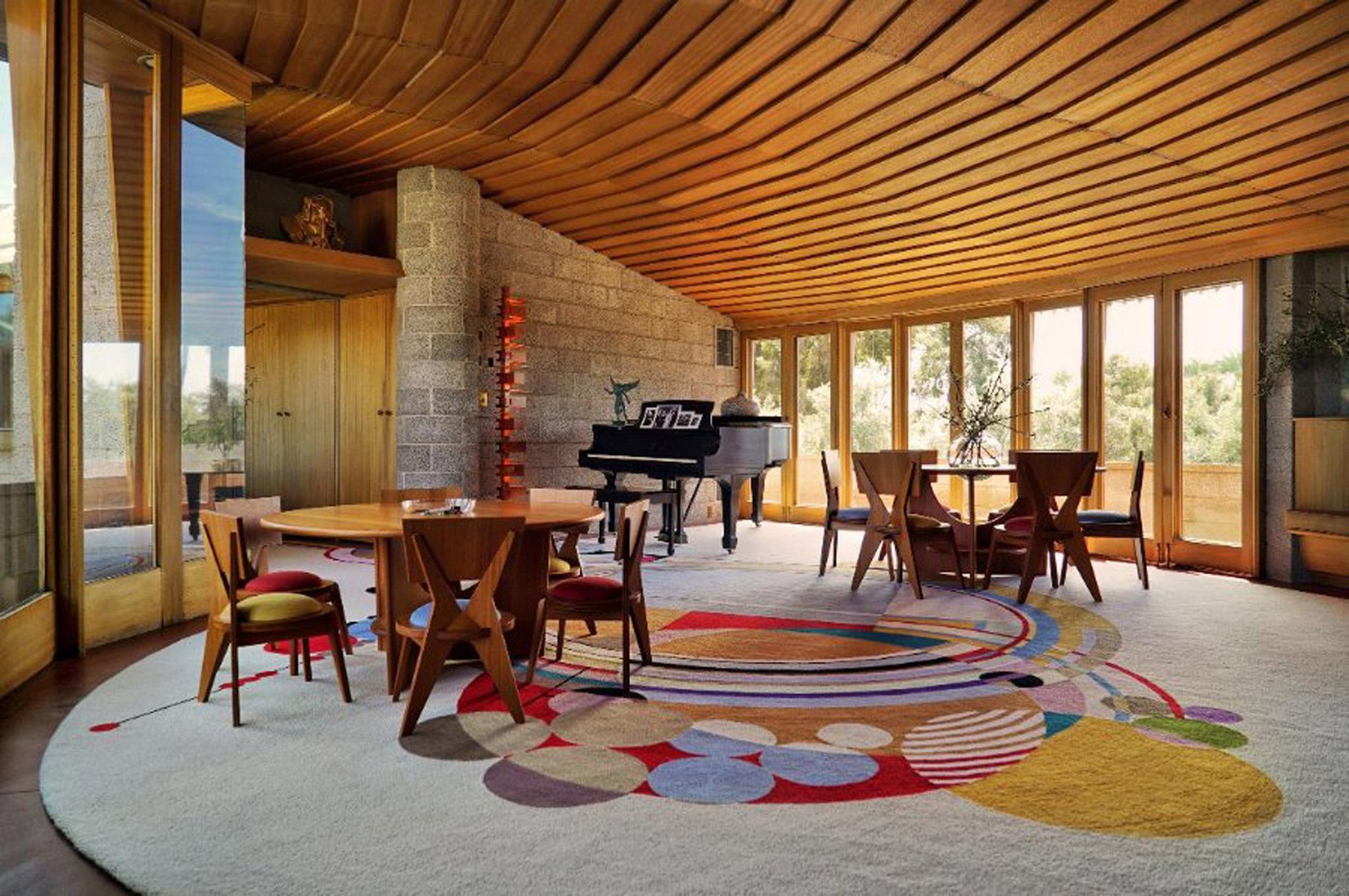Frank Lloyd Wright House In Phoenix Donated To Taliesin