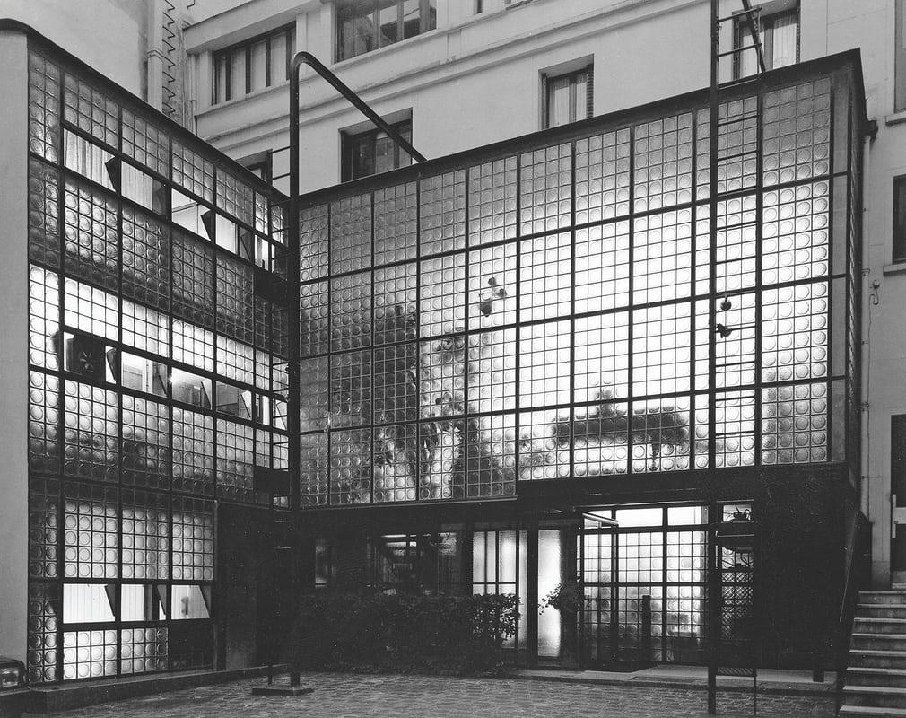 Pierre Chareau La Maison De Verre Quot In Detail Quot Metalocus