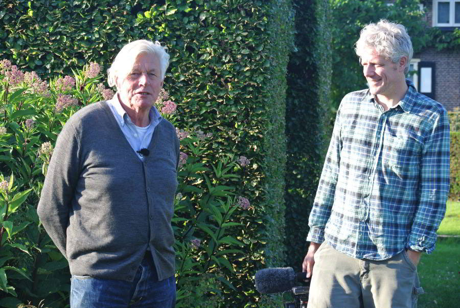 Five seasons: the Gardens of Piet Oudolf, a documentary by Thomas ...