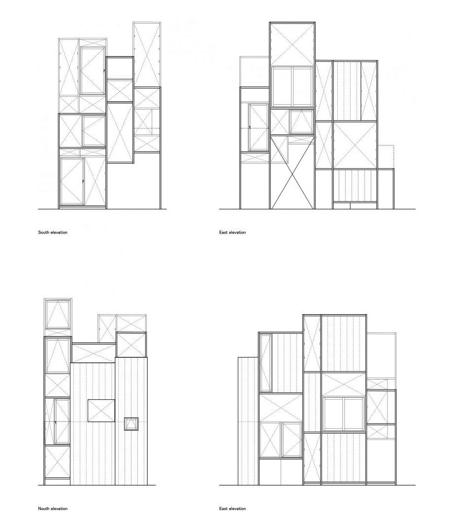 Radical House House Na Sou Fujimoto Architects