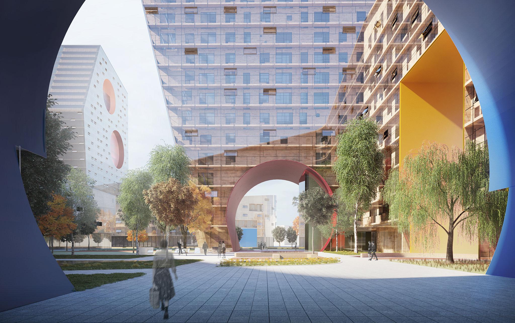 Steven Holl Architects Wins International Design