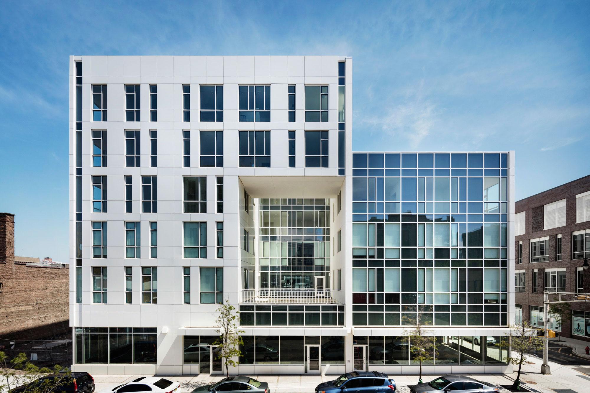 Apartment Buildings Newark