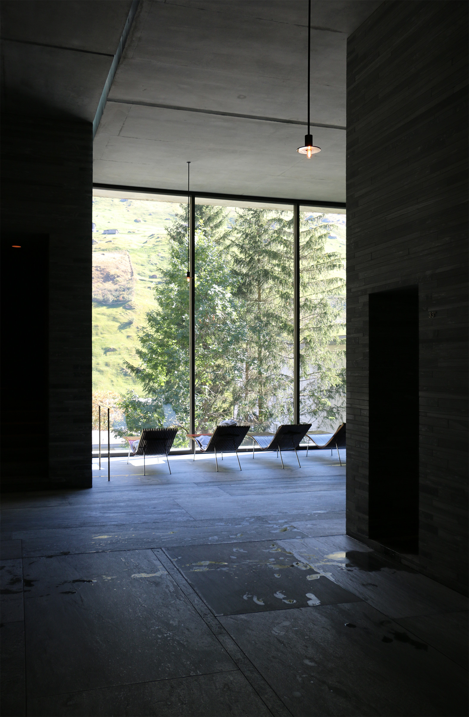 A place to leave time in suspension. The Thermal Baths in Vals by ...