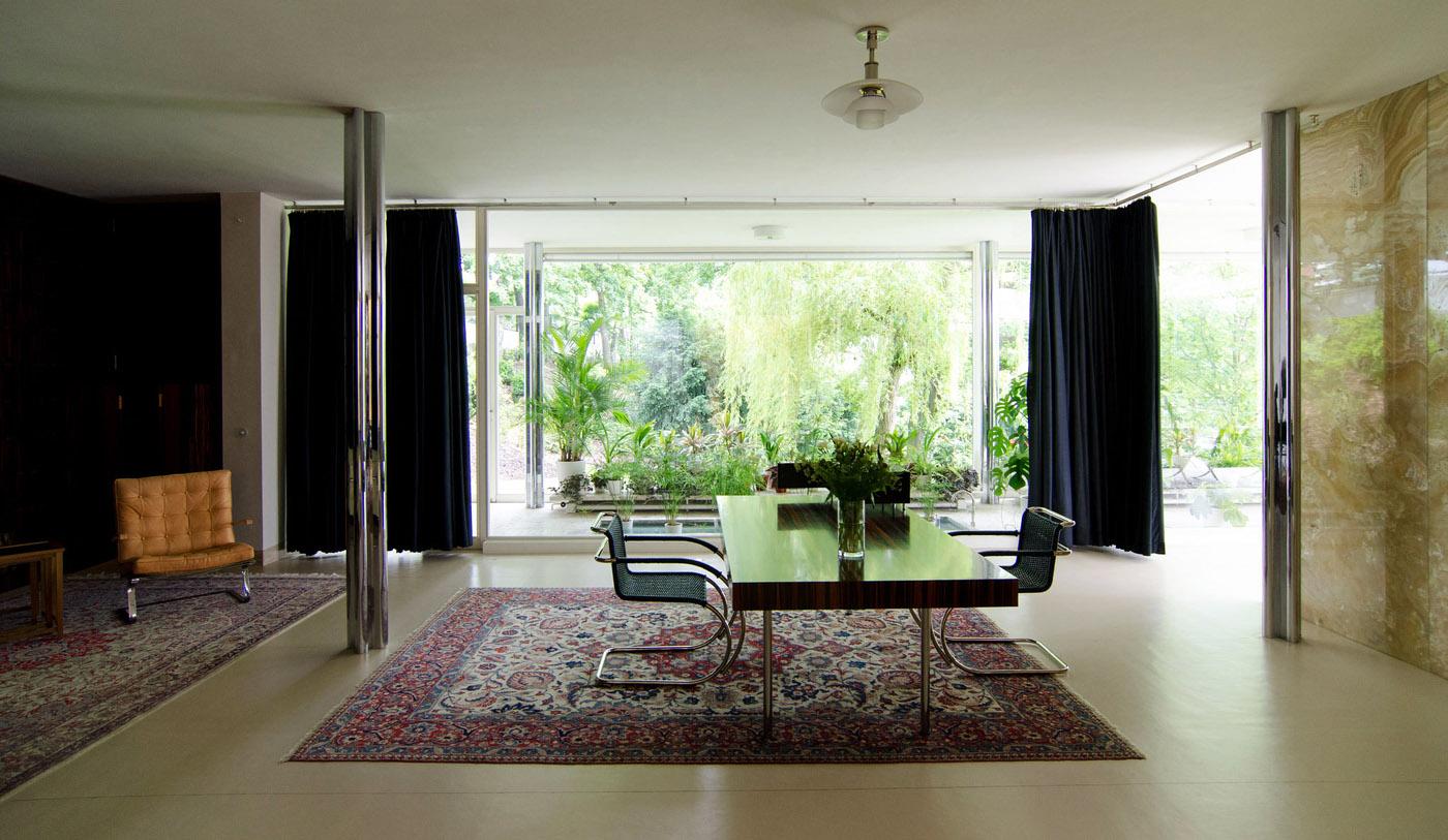 Casa Tugendhat Por Ludwig Mies Van Der Rohe Metalocus