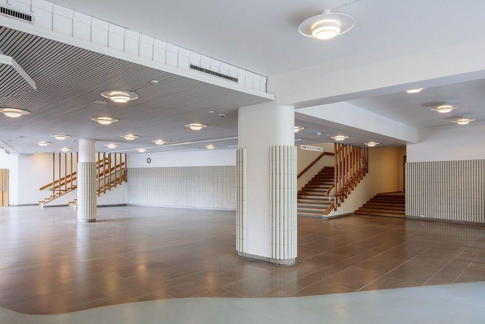 New Life for Aalto University Undergraduate Centre by Arkkitehdit NRT Oy | METALOCUS