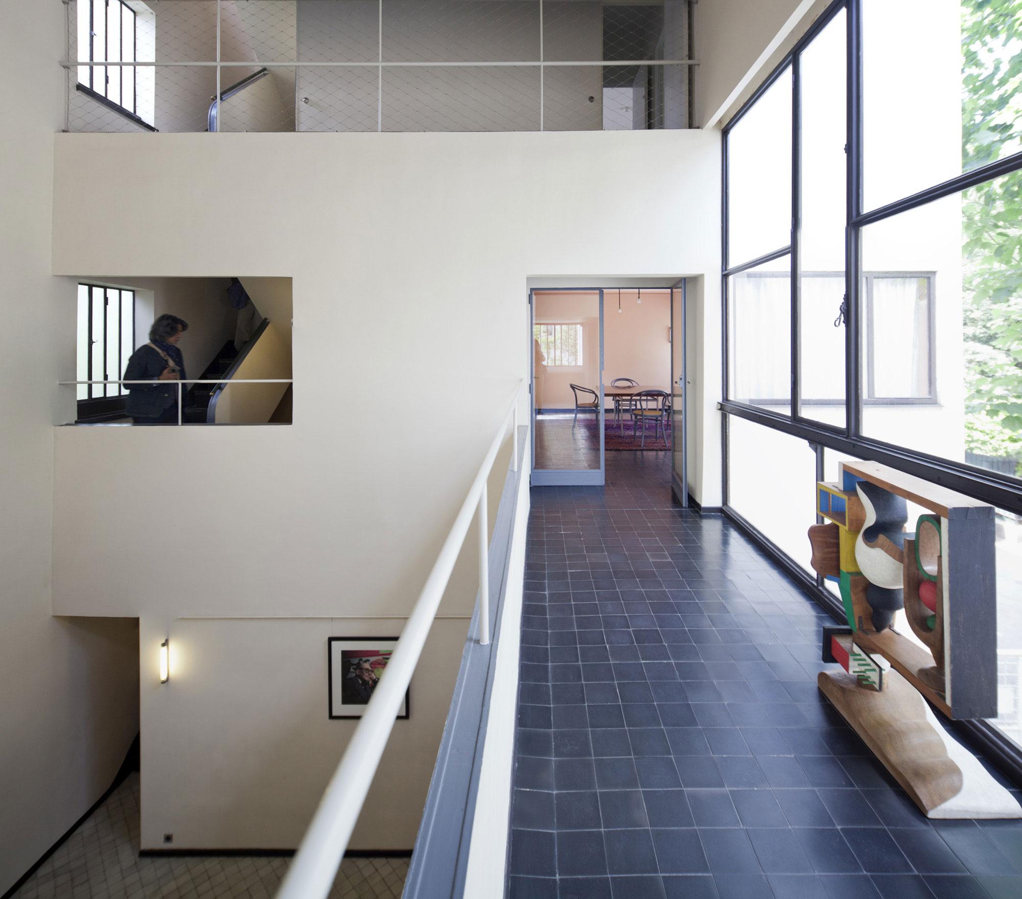 Le Corbusier S Maison La Roche Jeanneret Designed For