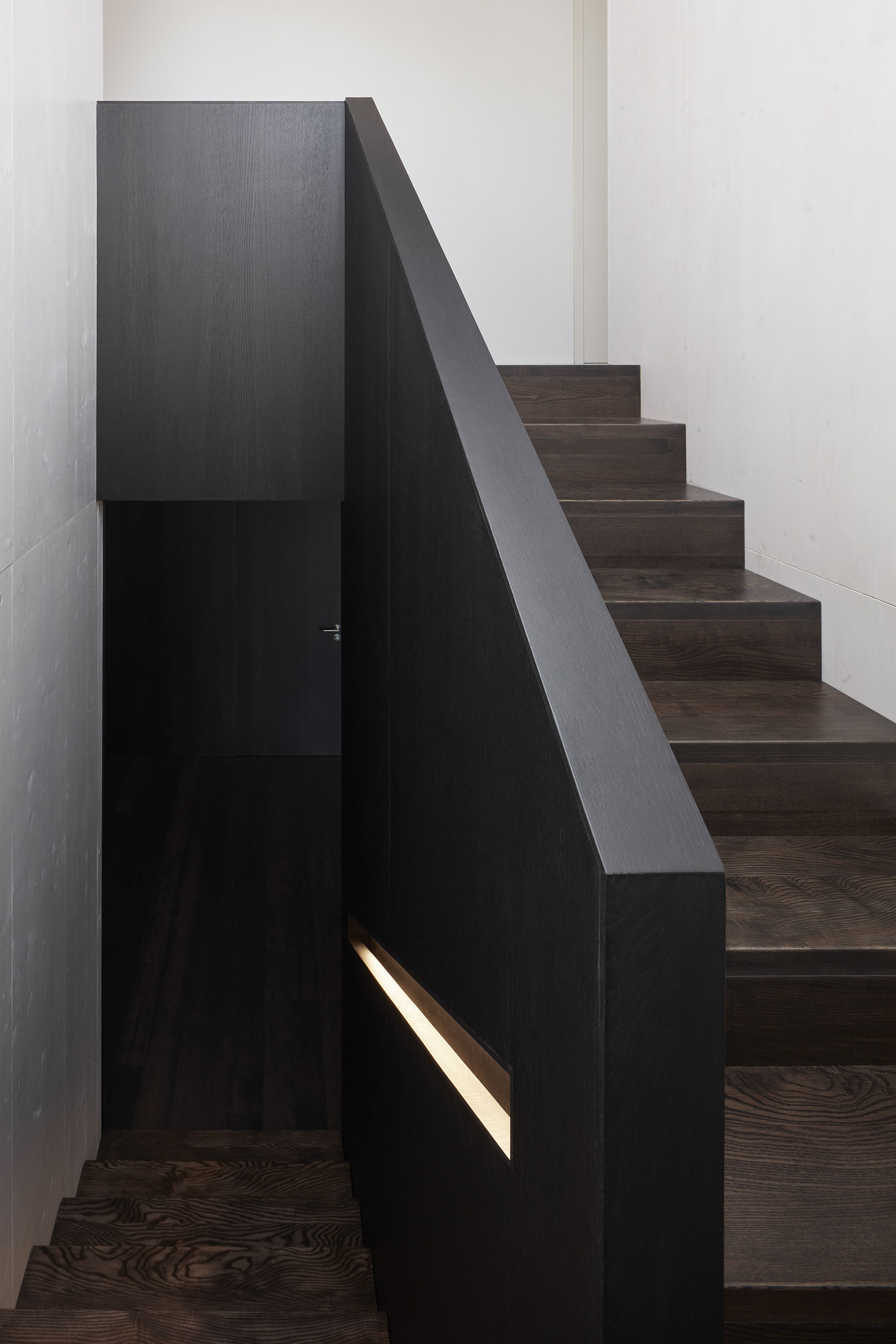 Tradition And Contemporaneity Engel House By Cmc
