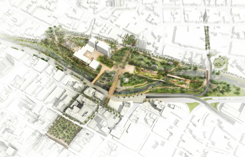 Colombia S River Cali Revitalization Project By West 8 Metalocus