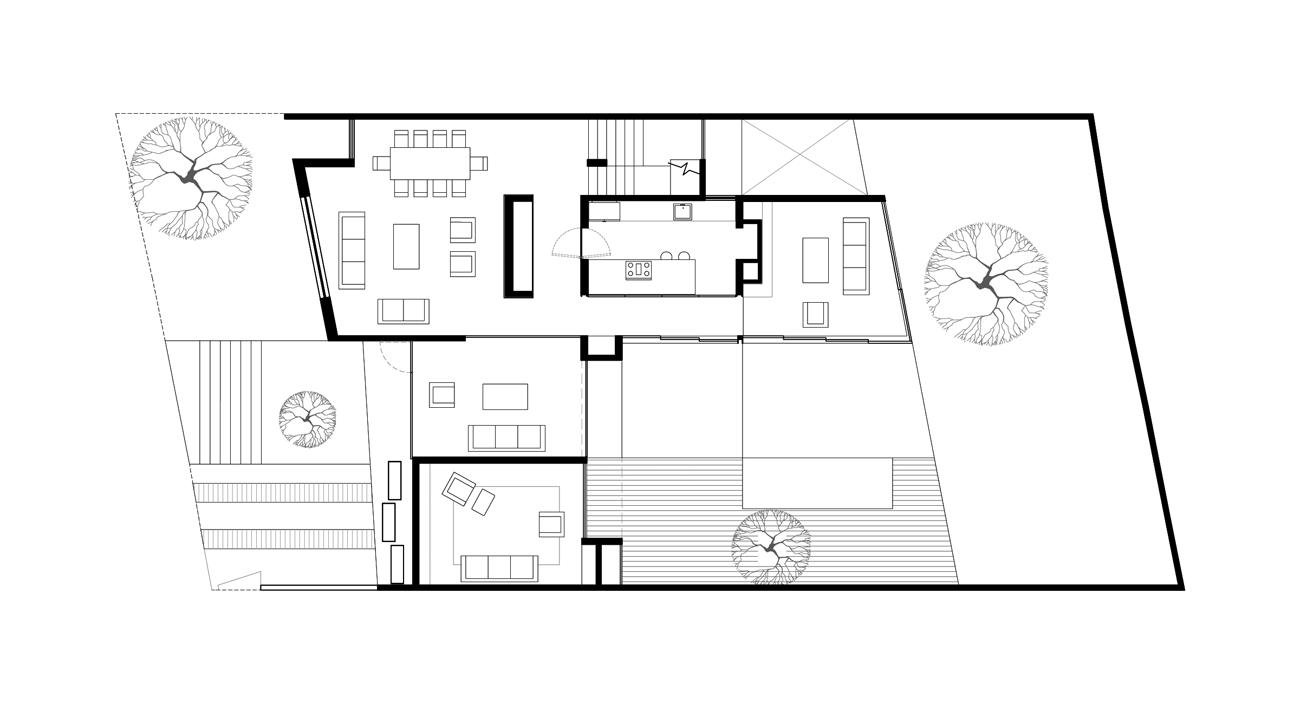 Casa valna por jsa arquitectura metalocus for Tecnicas de representacion arquitectonica pdf