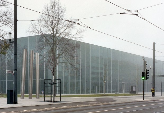 Bauhaus Museum Dessau by Addenda Architects. Photograph by Maxime Delvaux.