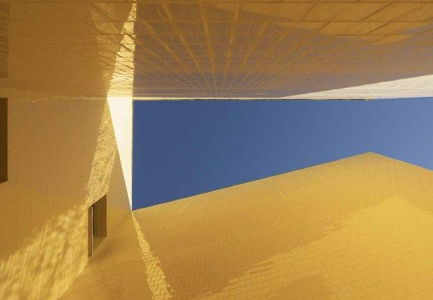 Ampliación de Centro de Formación Profesional en Sevilla por PALENZVELA. Taller de Arquitectura. Fotografía por Fernando Alda