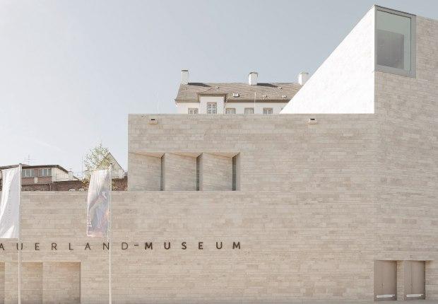 Arnsberg Museum and Cultural Forum by bez+kock architekten. Photography by Brigida González