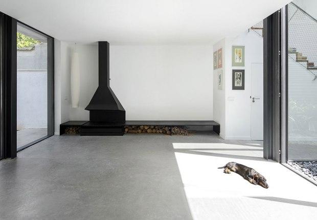 Casa Lueri por BOS Arquitectes. Fotografía por Del Rio Bani