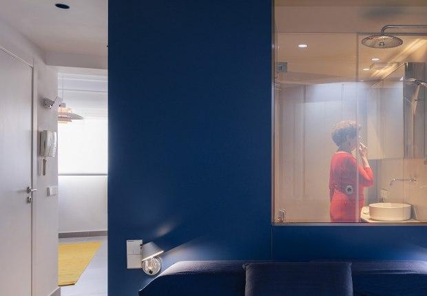 Reforma de un apartamento en la Puerta del Sol por gon. Fotografía por Imagen Subliminal