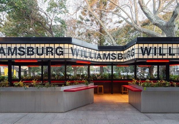 Williamsburg por Hitzig Militello Arquitectos. Fotografía por Javier Agustín Rojas